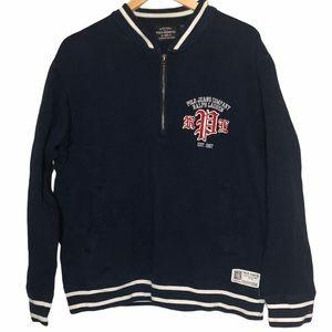 2/$30 Ralph Lauren Polo Vintage varsity jacket